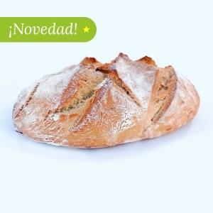Pan de cebolla y miel ecológico