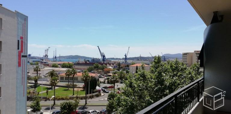 Vous cherchez un grand appartement 4 chambre pour créer votre colocation sur Toulon ? 500-550 € par chambre All inclusive – dispo Fin Spetembre – octobre 2021