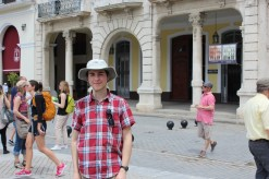 Me in Old Havana!