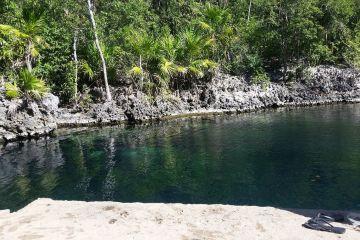 cenote más profundo de Cuba