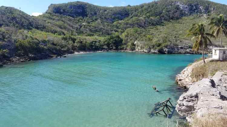 Hermoso paisaje en Puerto Escondido