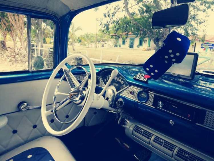 Transporte - Cuba Blue Diving