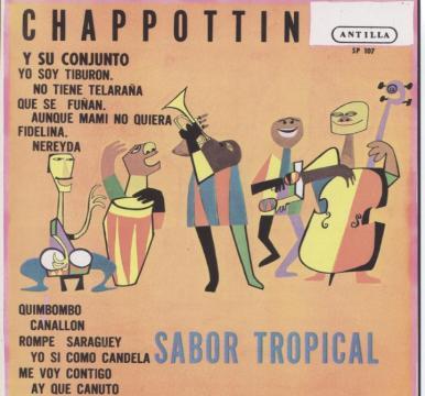 Conjunto Chapottin Sabor Tropical 1