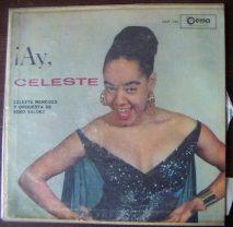 Celeste Mendoza-guaguanco LP c la orq de Bebo Valdes