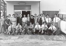 El 18 de abril de 1972 Ikutaro kakhashi establecio la marca Roland foto b y n