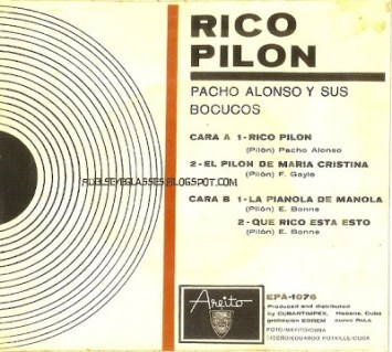 Pacho Alonso y sus Bocucos Rico Pilon 2