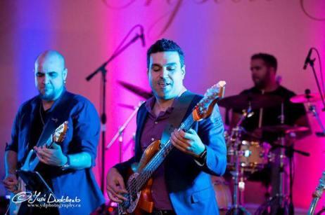 Juan Pablo Dominguez c Elmer Ferrer y Amhed Mitchel Cubanos en Canada