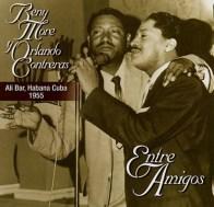 Benny More y Orlando Contreras en el Ali bar
