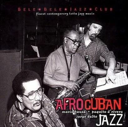 Mario Paquito y Jorge Dalto Afro Cuban Jazz @ its best