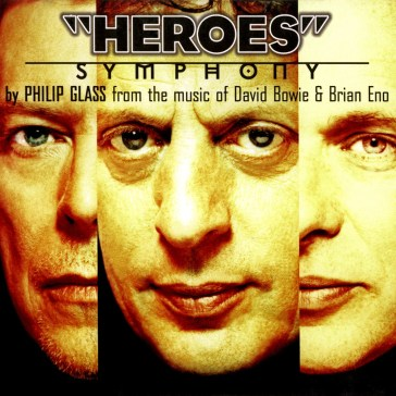 Phillip Glass plays David Bowie and Brian Eno