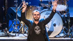 Ringo Starr as he is now @ 77
