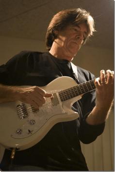 Wayne Johnson guitarist