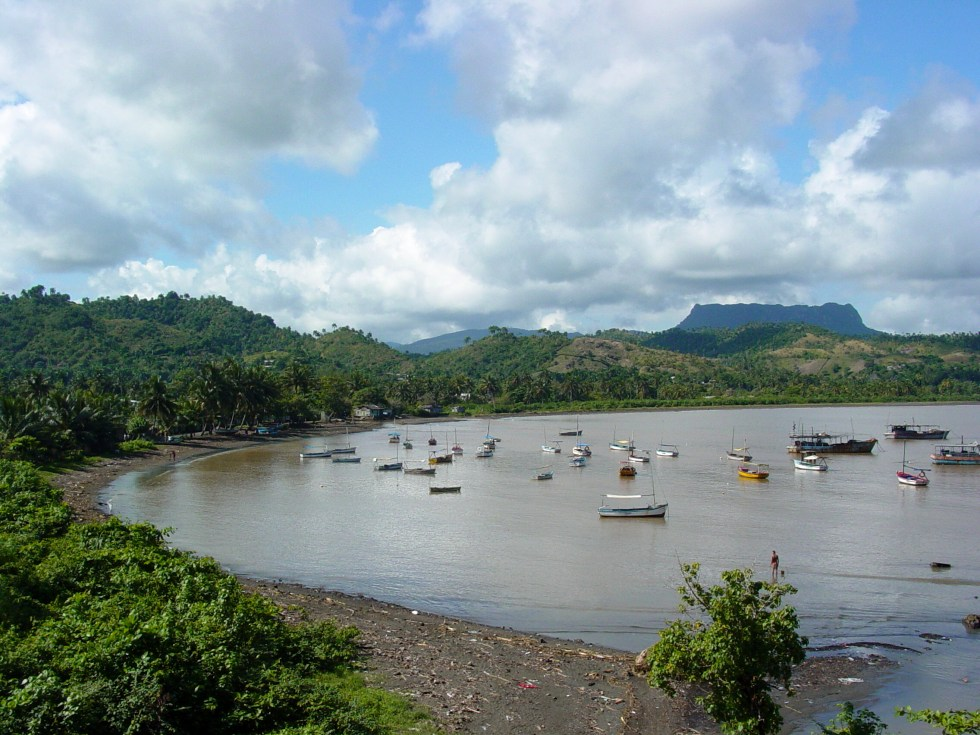 Bay and Fishing Boats in Baracoa - Cuba, Adam Jones, Via Creative Commons.