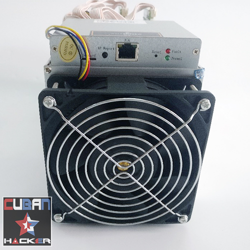 Antminer S9 Rental Mining Contract - Cuban Hacker