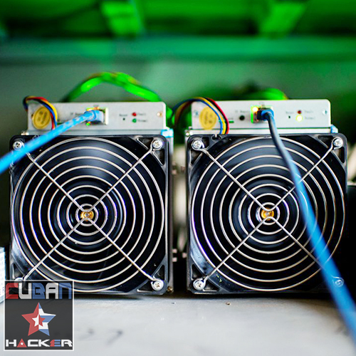 Antminers Rental Mining Contract - Cuban Hacker