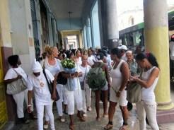 damas de blanco 8 de septiembre La habana 2