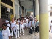 damas de blanco 8 de septiembre La habana 3