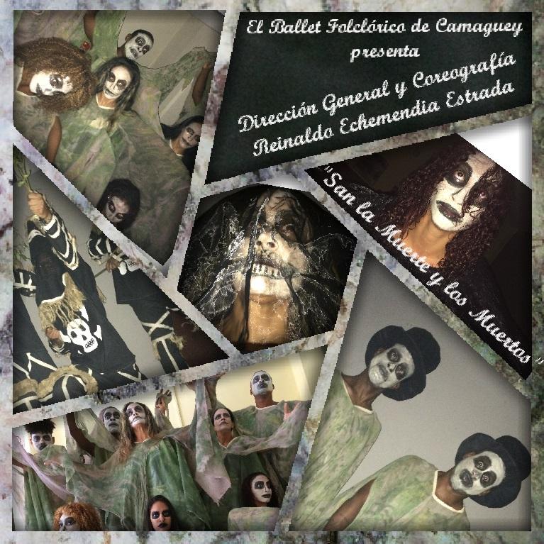 Ballet Folclórico de Camagüey vuelve al teatro Principal este fin de semana