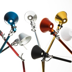 Tolomeo-Micro_desk lamp from Artemide designed by Michele De Lucchi, Giancarlo Fassina