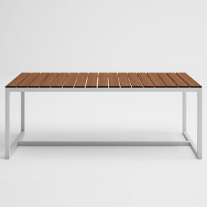 saler-soft-teak-white-high-table-195-product-image- Gandia Blasco