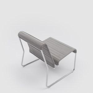 Farallon lounge chair Danese Milano