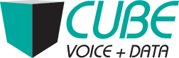 Cube Voice Logo
