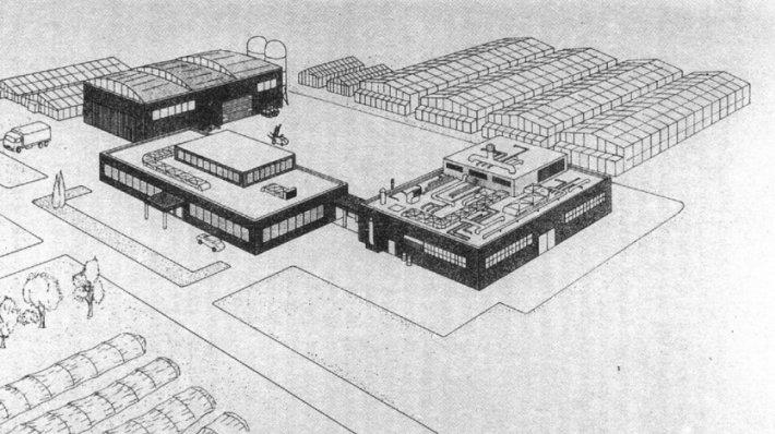 biofabbrica di Cesena