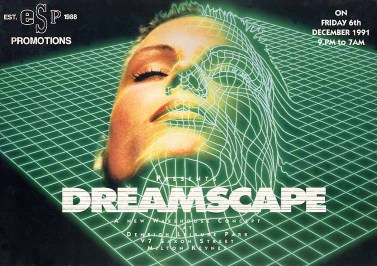 Dreamscape 1 flyer