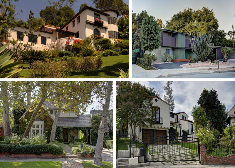 Some of Paul Williams architecture in LA