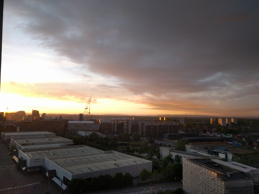 Manchester before the arena bomb