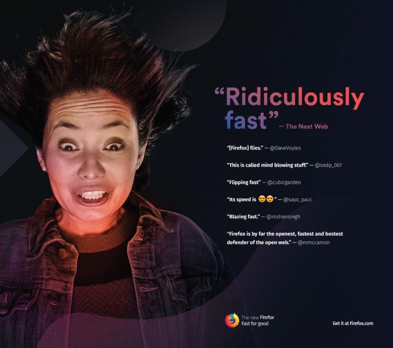 Firefox 57: Flipping fast!