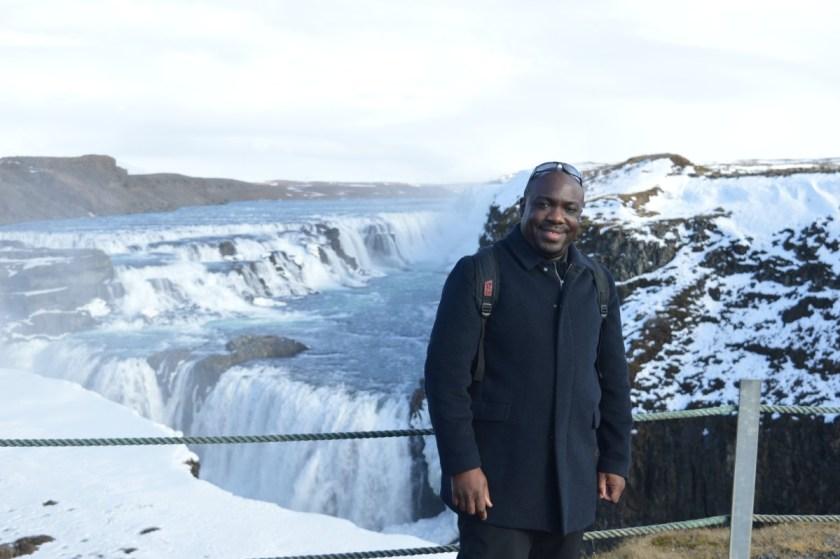Ian in Iceland
