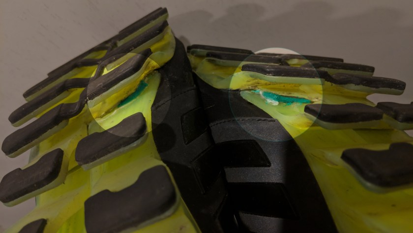Adidas springblade problem highlighted