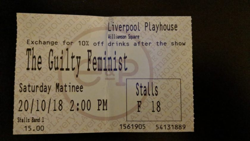 Guilty Feminist Liverpool