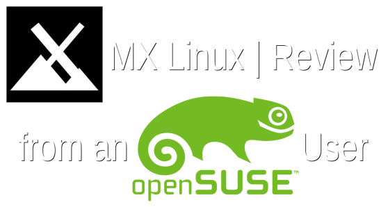 MX Linux review title