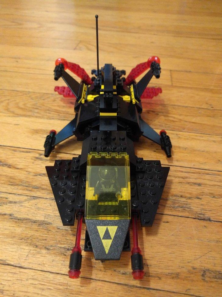 Invader Crane Mode-12