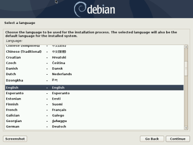 Debian 10 2 Installation