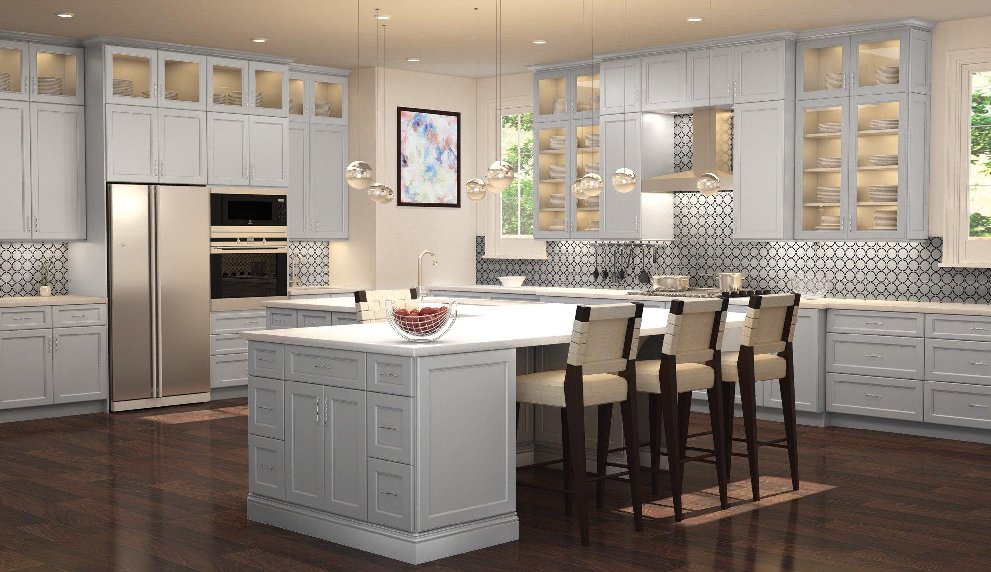 Ridgefield Pastel Cubitac Cabinetry