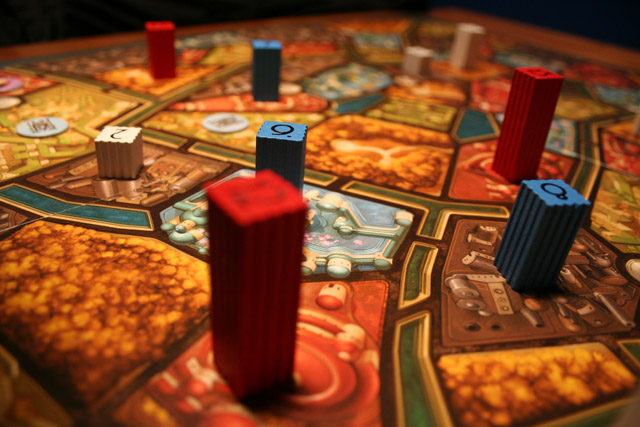 Partida de Metropolys