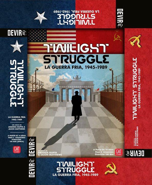 Futura portada de la edición española