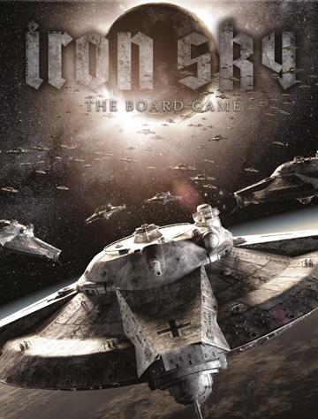 Portada de Iron Sky: The Boardgame