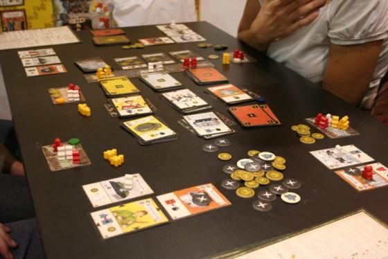 Un grupo de afortunados juega a Tournay el domingo