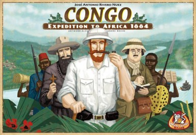 Portada de Congo: Expedition in the Dark Continent