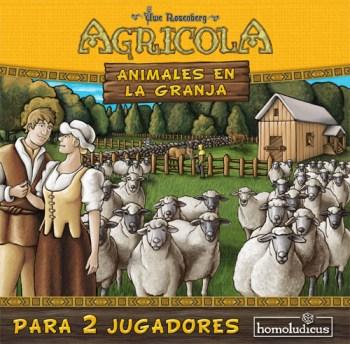 Portada de Agricola: animales en la Granja