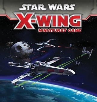 Portada de X-Wing