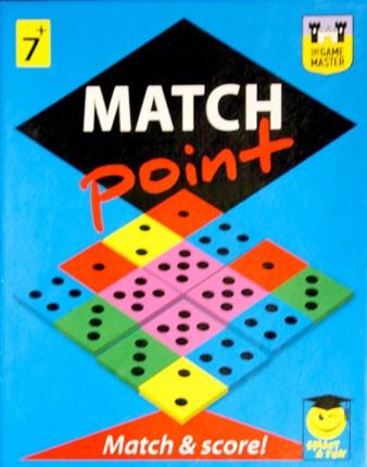 Portada de Match Point