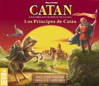 Portada de Los Príncipes de Catán