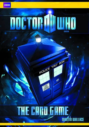 Portada de Doctor Who: The Card Game
