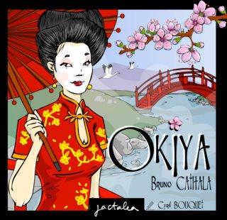 Portada de Okiya