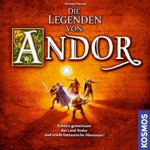 Portada de Die Legenden von Andor